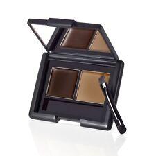 ❤ ELF eyebrow powder kit in dark with brush & eyebrow stencil kit ❤