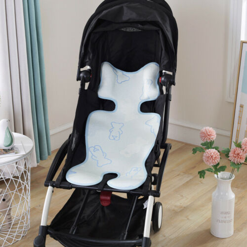 Summer Cool Seat Pad Mat Liner for Baby Stroller and Car Seat