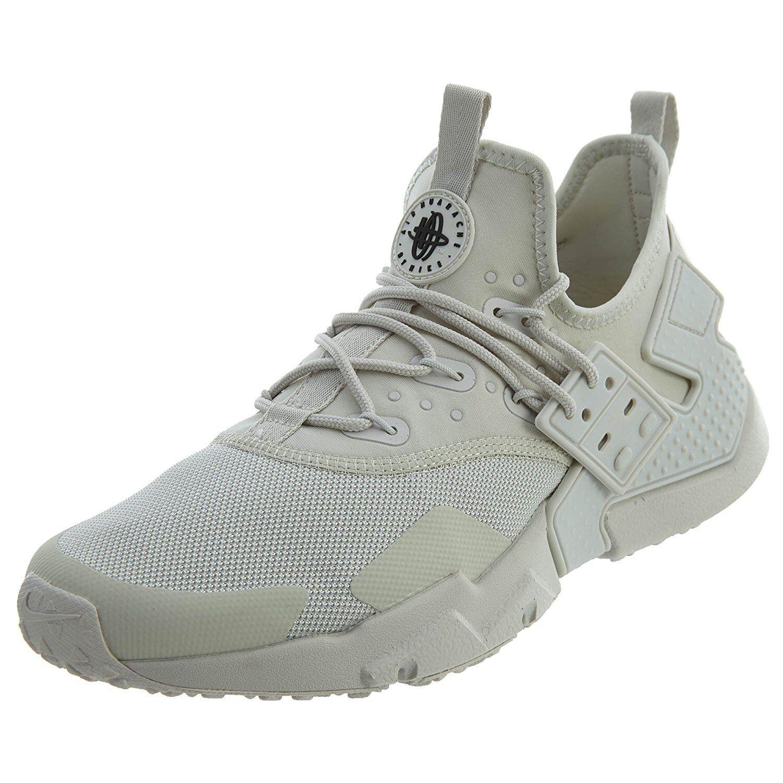 Nike Mens Air Huarache Huarache Huarache Drift Sneakers Light Bone Black AH7334-001 0314b2