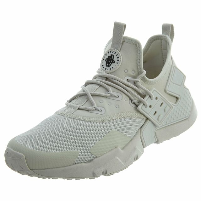 Nike Air Huarache Drift Mens Ah7334-001 Light Bone Black Running ... 945baa6020
