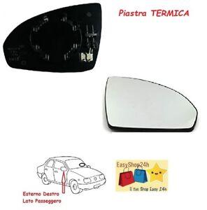 0061 VETRO SPECCHIO DX Destro Lato Passeggero