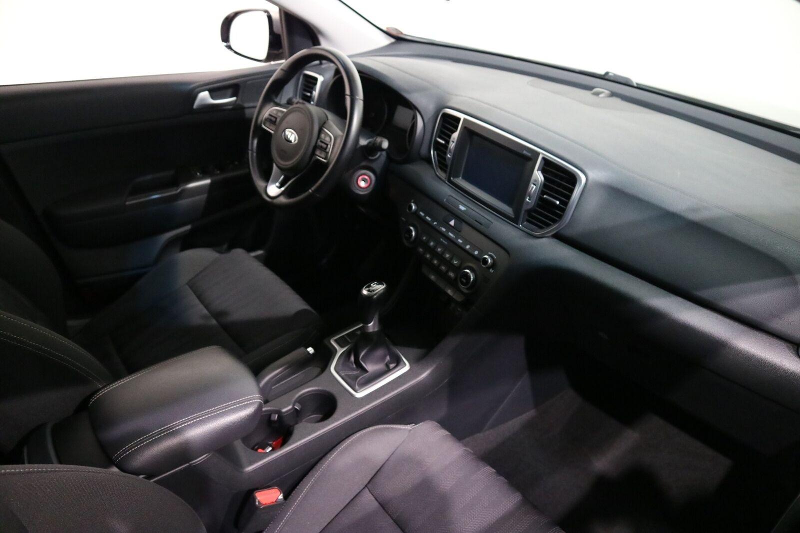 Kia Sportage 1,7 CRDi 115 Advance - billede 14