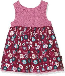 Pumpkin-Patch-Baby-Girl-s-Lace-Bodice-Dress-Size-3-6-Months-Brand-New