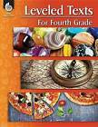 Leveled Texts for Fourth Grade by Shell Education Pub (Paperback / softback, 2016)