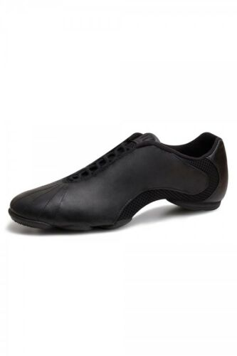 BLOCH JAZZ SHOE AMALGAM S0572L unisex black leather split sole dance jazz modern