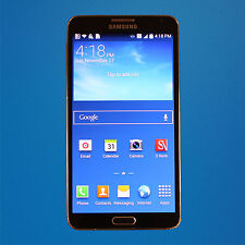Good - Samsung Galaxy Note 3 SM-N900A 32GB Black (AT&T) SEE INFO - Free Shipping