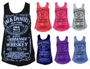 New-Women-039-s-Festival-Whiskey-Booze-Liqueur-Lover-Summer-Vest-Top