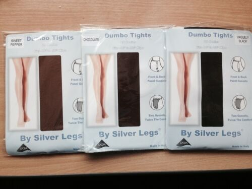 Tights Extra Large up to 56 inch hips 4 colours available