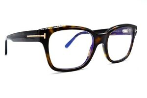 NEW-TOM-FORD-TF5560-B-052-DARK-HAVANA-AUTHENTIC-EYEGLASSES-FRAME-RX-50-20-4K