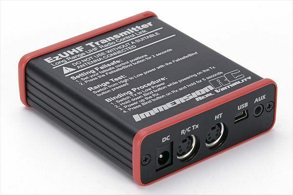 ImmersionRC 600mw EzUHF lungo Range  433Mhz Transmitter TX UHF Immersion  controlla il più economico