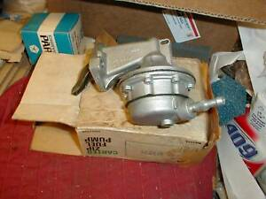 Details about NOS MOPAR 1960-3 FUEL PUMP 170 & 225 SLANT SIX ENGINES
