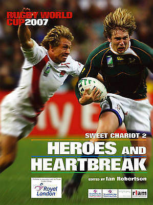 1 of 1 - Sweet Chariot 2: The Complete Book of the Rugby World Cup 2007 (General Books),