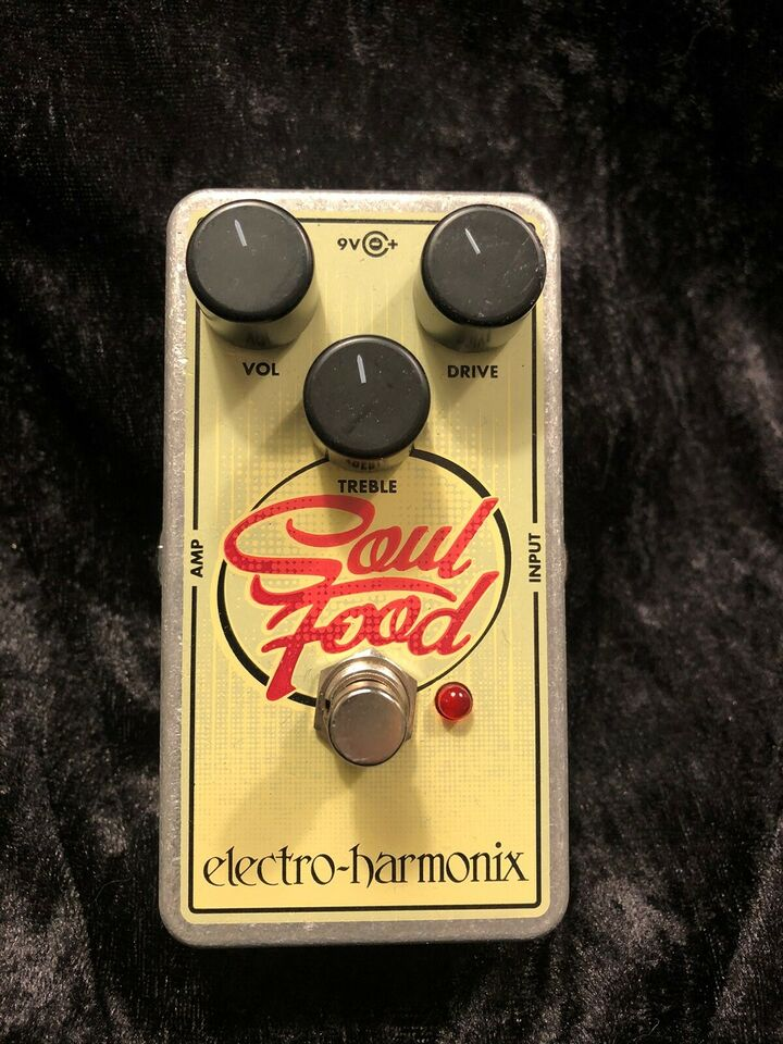 Fodpedal, Electro Harmonix Soul Food