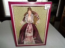 Victorian Barbie With Cedric Bear Collector Edition