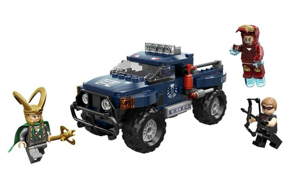 LEGO Super Heroes - The Avengers 6867 - L'évasion de  Loki - NEUF nouveau, SCELLÉE  plus d'ordre