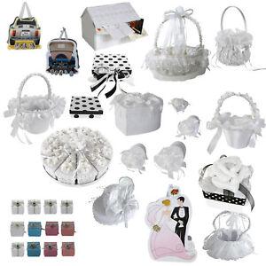 Hochzeit-Verpackungen-Geschenkkoerbe-Geschenk-Kartons-Geschenk-Tueten-Geschenk-Box