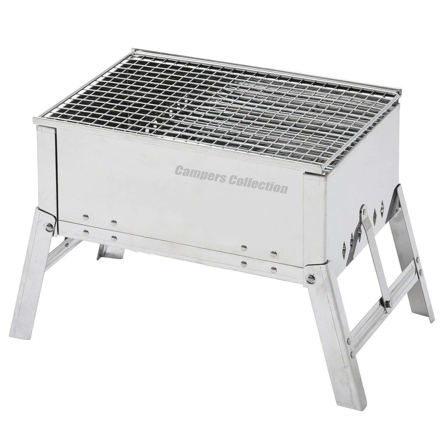 Yakitori BBQ Charcoal Grill Barbecue Compact Grill 33x22.5x27.5cm