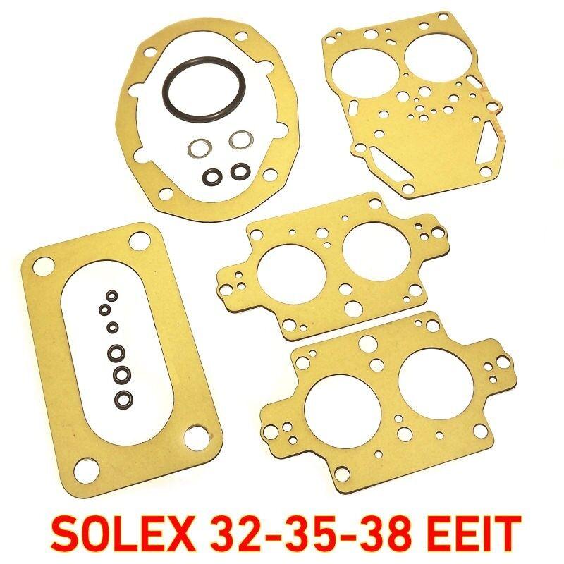 2pcs Base Gasket Solex//Pierburg 35 EEIT FORD Granada//Taunus//Cortina//Capri