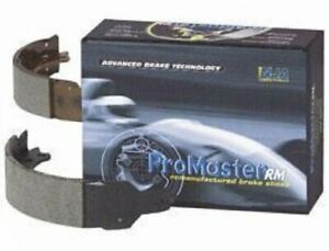 GM Dash 4 Brake B636 Drum REAR Brake Shoe