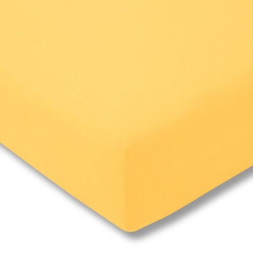 Estella Fein-Jersey Serrage draps Serrage Désodorisant 100 x 220 cm dans de nombreuses couleurs