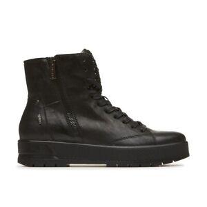 IGI-amp-CO-4169844-Boots-Biker-Ankle-Boot-Leather-Shoes-Biker-Rhinestone-Woman