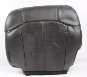 Terrific Details About 2000 2001 2002 Chevy Silverado Driver Bottom Seat Cover Graphite Trim 121 122 Onthecornerstone Fun Painted Chair Ideas Images Onthecornerstoneorg