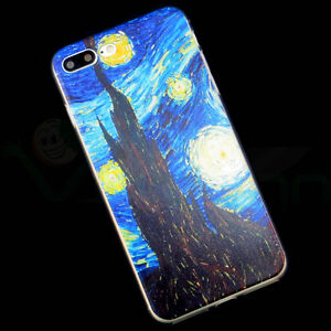 cover iphone 5 notte stellata