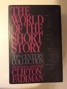 The World of the Short Story 20th Century 1986HC-Hemingway ...