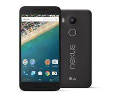 "LG Google Nexus 5X H791 Carbon (FACTORY UNLOCKED) 5.2"" HD, 32GB, 12.3MP"