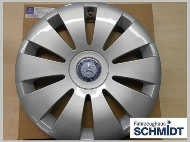 "Mercedes Benz Radkappe 16 Zol W246 B-Klasse *Neu &Ovp"" A2464000125 1 Stück"