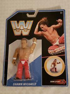 Shawn Michaels WWE Retro Series 7 Mattel Toy Wrestling Action Figure New