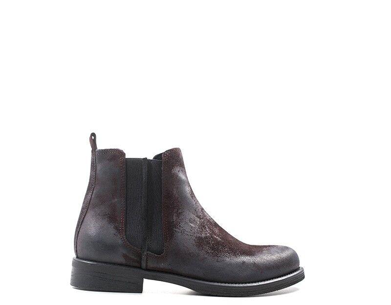 Schuhe GINEPRI ROBERTA GINEPRI Schuhe Frau BORDEAUX Naturleder ELLEN959MONT-BO ff8b06