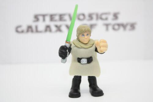 Playskool Star Wars Galactic Heroes Endor Luke Skywalker No Helmet