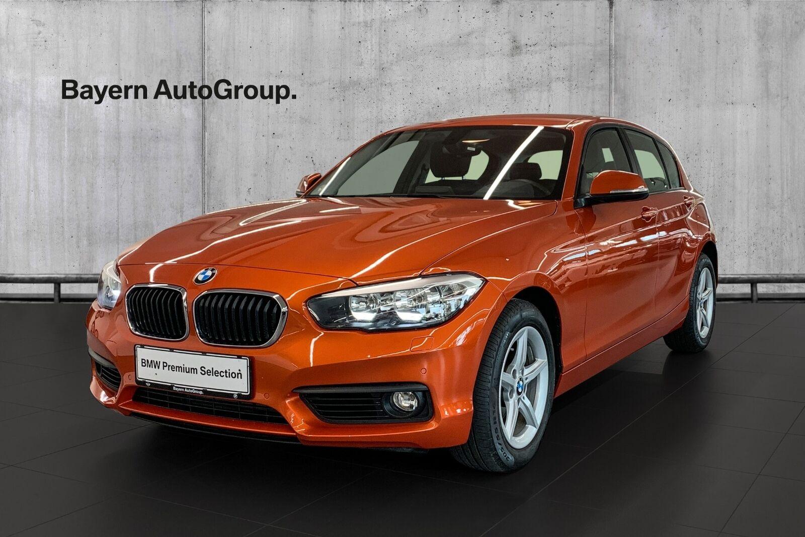 BMW 120i 1,6  5d