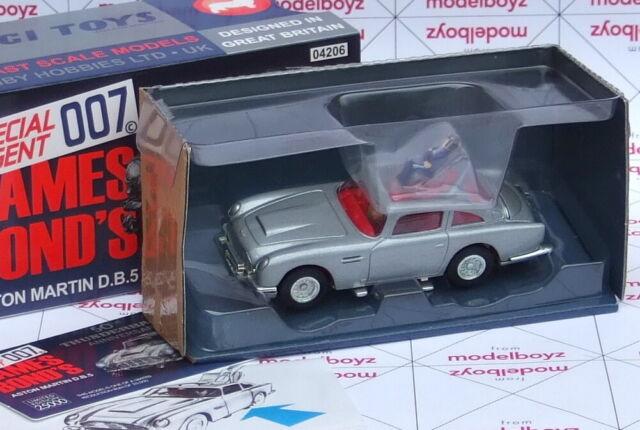 Corgi James Bond Aston Martin 04206 Thunderball 50th Anniversary For Sale Online Ebay