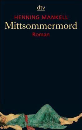 Mittsommermord von Henning Mankell (2002, Taschenbuch)