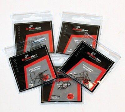 2x Grandeslam Advanced Power Barbless Hooks.