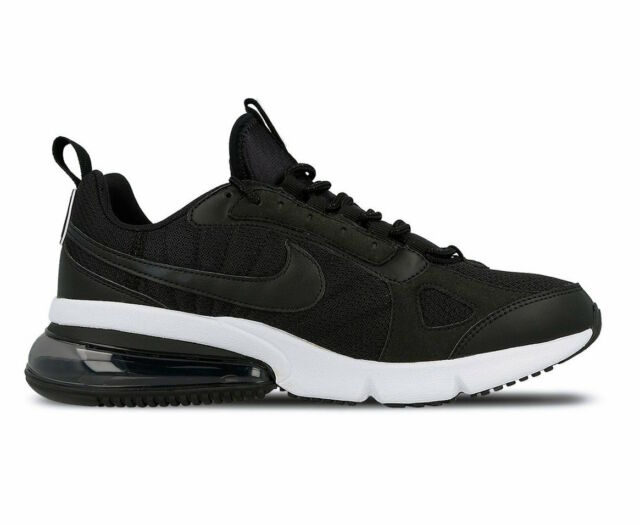 New Nike Air Max 270 Futura AO1569 001 Black Men's Running Shoes Size 13 $140