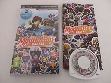 MODNATION RACERS - SONY PSP - JEU PSP COMPLET PAL FR