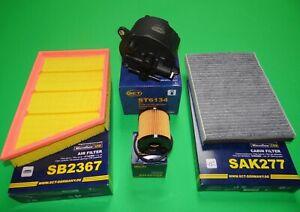 gr. Filterset Filtersatz Inspektionspaket Land Rover Discovery Sport 2.2D