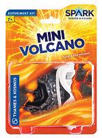 Mini Volcano Thames & Kosmos Spark Science Experiment Kit Erupt A Tiny Volcano