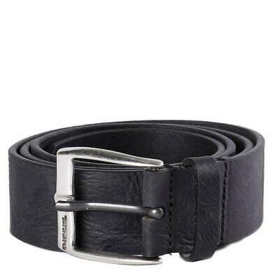 "Mens Gents 35mm 1.25/"" Premium Grade Genuine Real Leather Hide Belt Black Brown"