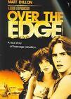 Over The Edge 0085393892920 With Matt Dillon DVD Region 1