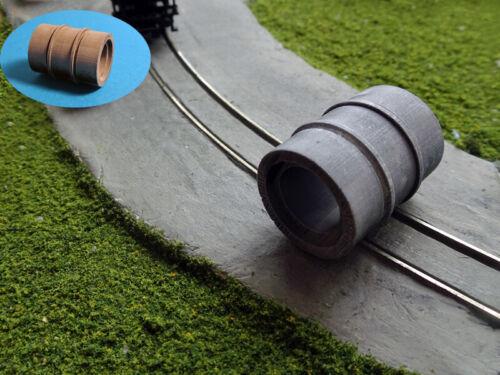 Straßenbahnwalze Straßenbahnwalze mit vertiefter glatter Ober RAILNSCALE N9094
