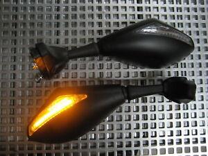 Paar Spiegel Mirrors LED BLINKER Aprilia RST 1000 Futura NEU Ovp m. ABE