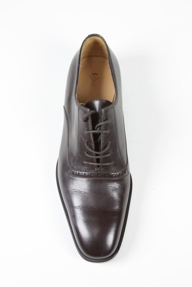 official photos 08677 c015b ... Sutor Mantellassi Shoes  11 UK       12 Dark brown oxfords 5a89c5 ...