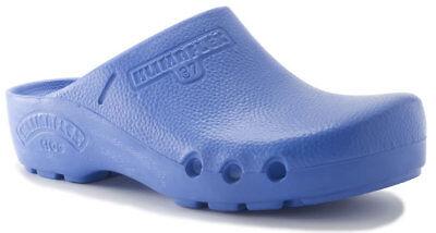 Toffeln Klima Flex 0160-Bleu Marine-Lavable Travail Chaussures