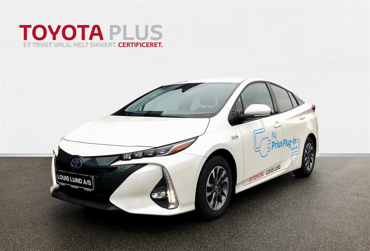 Toyota Prius 1,8 Plug-in Hybrid H3 MDS 5d - 239.900 kr.