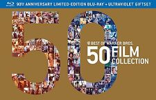 New! Best of WARNER BROS 50 Film Collection BLU-RAY + DIGITAL Limited Brothers!
