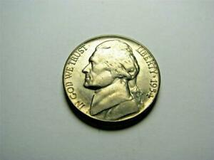 1954-D-Brilliant-Uncirculated-Jefferson-Nickel